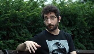 "Jovan Obradović Shpira, multimedijalista: Volim da istražujem, to me uvek ""vozi"""