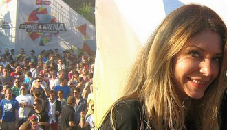 Novosađani: Za vreme Exita, ljubav se prosto oseti u vazduhu