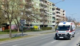 Sedmoro povređeno u saobraćajkama u Petrovaradinu i Partizanskoj ulici