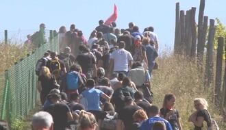 Aktivisti probili Galensove ograde postavljene na stazi na Fruškoj gori