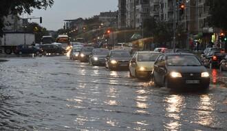 Zbog sinoćnih poplava, zasedao Gradski štab za vanredne situacije
