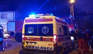 Lančani sudar na autoputu kod Siriga, ima povređenih
