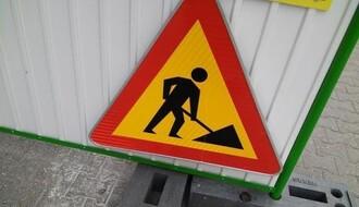 """Radovi """"Toplane"""" menjaju režim saobraćaja u delu Banatića od ponedeljka"""