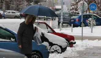 Oblačno i hladno, najviša dnevna u NS oko -5°C