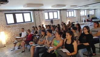 """""""Kreativna EU letnja škola"""" za mlade otvorena je juče u Novom Sadu (FOTO)"""