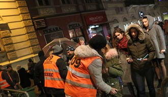 Novogodišnja noć protekla bez većih nezgoda i intervencija Hitne pomoći