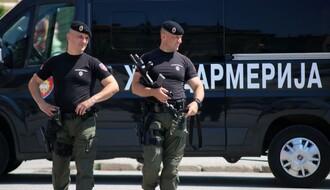 Velika akcija policije povodom eksplozije džipa na Detelinari