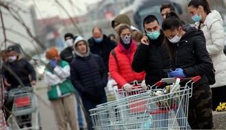 PRIVREDNA KOMORA: Najmanje zaraženih radnika u trgovini, najviše u sektoru saobraćaja