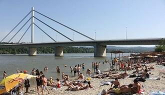 Voda za piće i u Dunavu za sada bezbedne, nakon kupanja, ipak, što pre pod tuš