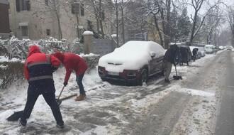 """""""PARKING SERVIS"""": Radnicima na terenu pridružili se i zaposleni iz administracije (FOTO)"""