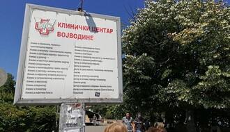 U novosadskim bolnicama leče se 334 pacijenta obolela od Kovida-19