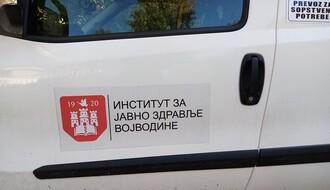 IZJZV: U Novom Sadu više od 2.500 registrovanih aktivnih slučajeva korona virusa