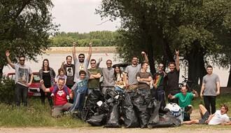 Novosadska udruženja uputila proglas o neophodnosti sistemskog rešenja čišćenja priobalja Dunava