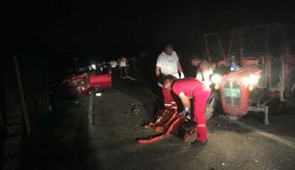 HITNA POMOĆ: Šestoro povređeno u saobraćajkama tokom vikenda