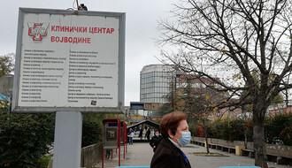 U novosadskim bolnicama leči se 399 kovid pacijenata