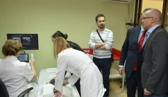 "Nova vozila i ultrazvučni aparati za Dom zdravlja ''Novi Sad"" (FOTO)"