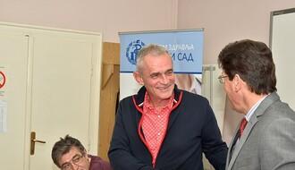 """Dom zdravlja """"Novi Sad"""" potpisao dva ugovora o poslovno-tehničkoj saradnji (FOTO)"""