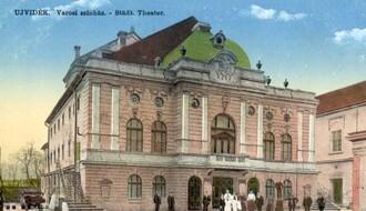 Prve zgrade Srpskog narodnog pozorišta