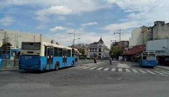 """GSP: Zglobni autobusi za Zadušnice, izmena trase zbog """"Kupusijade"""""""
