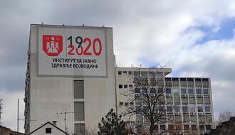 IZJZV: U Novom Sadu za jedan dan 36 novoobolelih od korone, ukupno 405 aktivnih slučajeva