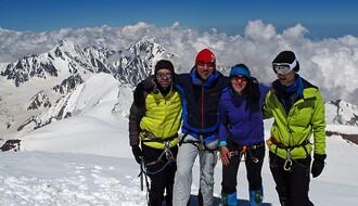 Ekspedicija iz Srbije osvojila dva vrha Kavkaza (FOTO)