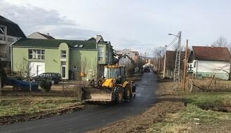 """JKP """"Put"""": Novi asfalt na Adicama"""