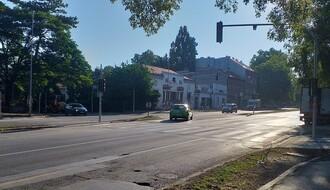 FOTO: Postavljen semafor kod Jodne banje, od utorka kreće sa probnim radom