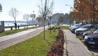 Ozelenjeni i uređeni bulevari, ulice i šetališta