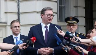 Vučić: Nadam se da ćemo ukinuti vanredno stanje do kraja aprila