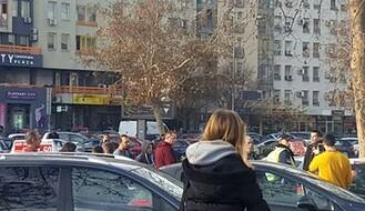 Taksista pretučen u blizini Futoške pijace
