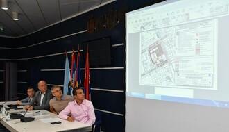 Grad nudi smanjenje gabarita garaže nove zgrade suda i seču četiri stabla umesto 15