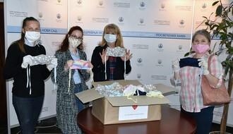 FOTO: Donacije novosadskom domu zdravlja u teškim vremenima