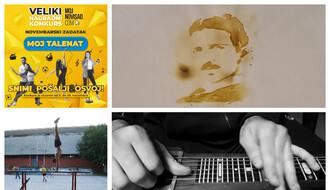 "VIDEO, FOTO: Pobednici prve nedelje nagradnog konkursa ""Moj talenat"""