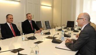 Ambasador Hrvatske posetio Gradsku kuću (FOTO)