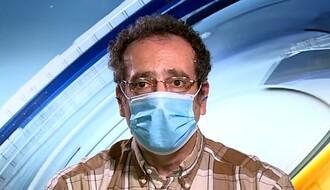 DR JANKOVIĆ: Skinuću masku kad virusa  ne bude u cirkulaciji