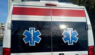 HITNA POMOĆ: U sudaru više vozila u Petrovaradinu povređena 72-godišnjakinja