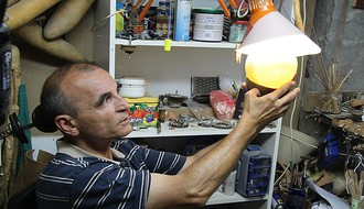 NOVOSAĐANI: Čarobne lampe od tikve Nikole Dovata (FOTO)