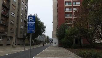 FOTO: Na Bulevaru kralja Petra prvog rekonstruisano 50 parking mesta