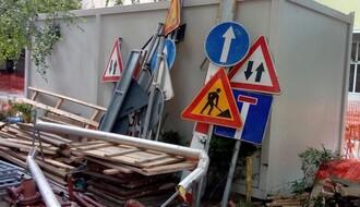 Deo Sremske ulice zatvoren za saobraćaj od ponedeljka
