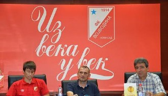 Besplatan ulaz na revanš meč Vojvodina - MTK
