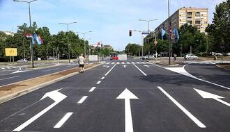 FOTO: Bulevar Bate Brkića otvoren za saobraćaj
