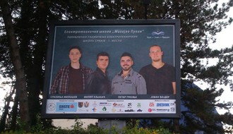 UČE, ZNAJU, VREDE: Najbolji novosadski đaci na bilbordima širom grada (FOTO)