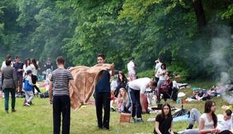 "PRED PRVOMAJSKI URANAK: ""Gradsko zelenilo"" sređuje Kamenički park"