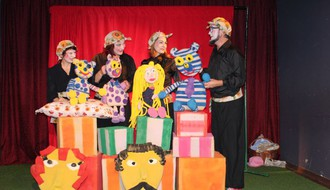 """""""Teatrilo"""", pozorište koje rođendane najmlađih Novosađana čini nezaboravnim (FOTO)"""