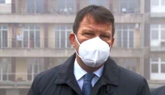 Igor Mirović zaražen korona virusom, trenutno u kućnoj izolaciji
