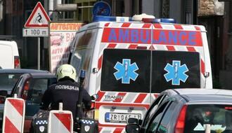 HITNA POMOĆ: Osmoro povređeno u jučerašnjim saobraćajkama