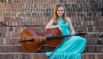 Novosadska čelistkinja oduševila talentom na takmičenju u Briselu