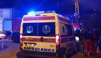 Novosadski vatrogasci spasavali muškarca koji je pao sa visine u napuštenom objektu