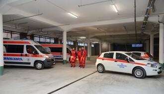 FOTO: Grad pomogao Hitnu pomoć sa četiri nova vozila