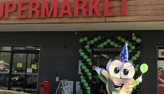 Velika novogodišnja akcija u Kort marketu na Detelinari